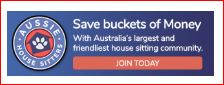 Aussie Housesitters Website